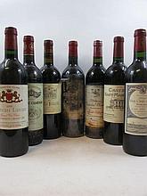12 bouteilles 1 bt : CHÂTEAU HAUT MARBUZET 2000 Saint Estèphe