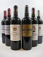 6 bouteilles 2 bts : CHÂTEAU CAMENSAC 2009 5è GC Haut Médoc
