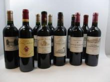 12 bouteilles 1 bt : CHÂTEAU DASSAULT 2003 GC Saint Emilion