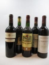 12 bouteilles 1 bt : CHÂTEAU JEAN VOISIN 1995 CG Saint Emilion