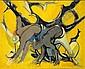 Edouard PIGNON (1905-1993) LA CUEILLETTE, 1950 Huile sur toile signée et datée..., Edouard Pignon, Click for value