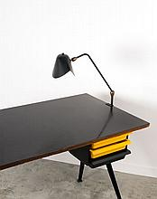 Serge MOUILLE (1922 - 1988) Lampe