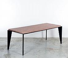 Jean PROUVE (1901 -1984) Table dite