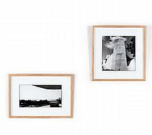 Lucien HERVE (1910-2007) Ensemble de deux photographies