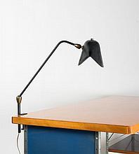 Serge MOUILLE (1922 - 1988) Lampe de bureau