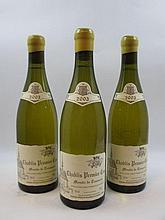 6 bouteilles CHABLIS 2003 1er cru Montée de Tonnerre