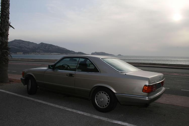 1986 mercedes benz 560 sec no reserve for 1986 mercedes benz 560 sec