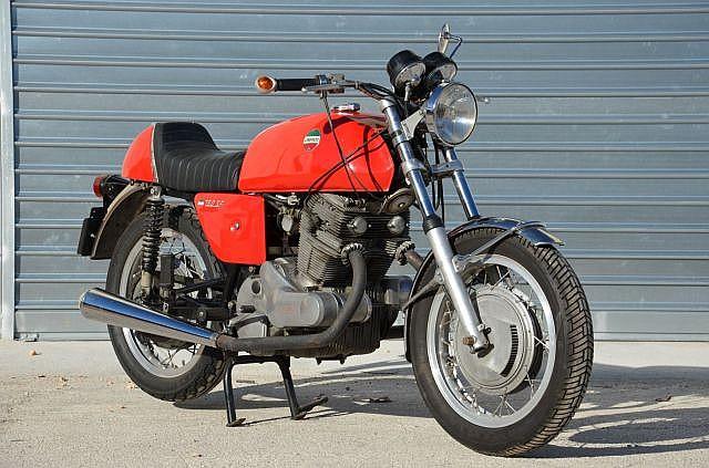 1971 LAVERDA 750 SF - no reserve