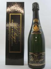 2 bouteilles CHAMPAGNE POL ROGER 1993 Cuvée Winston Churchill Etui d'origine (Cave 1)
