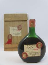 1 bouteille ARMAGNAC DE MAILLAC 1914 (haute épaule