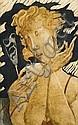 Jean-Pierre CEYTAIRE (né en 1946) APERO, CACAHUETES, FOND NOIR RAYE Huile sur toile, Jean-Pierre Ceytaire, Click for value