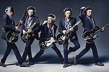 Mark SELIGER (Né en 1959) Keith Richards, New York City - 2011 Tirage numérique, 2014