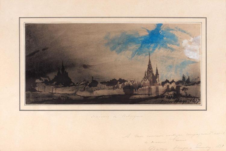 Victor Hugo Besançon, 1802 - Paris, 1885