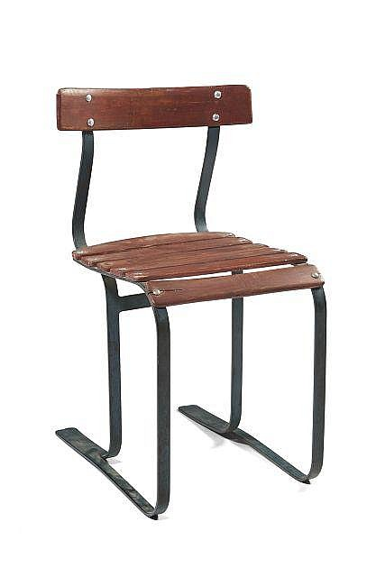 marcel breuer 1902 1981 rare chaise mod 336 1934 struct. Black Bedroom Furniture Sets. Home Design Ideas