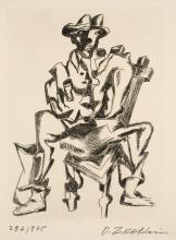 Ossip ZADKINE 1890-1967 Christophe CZWIKLITZER