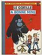 FRANQUIN SPIROU ET FANTASIO - N°11 LE GORILLE A BONNE MINE