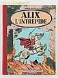 MARTIN  ALIX - N°1 ALIX L'INTRÉPIDE Lombard, 1956