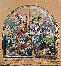 Jean TINGUELY (1925-1991) PANDEMONIUM