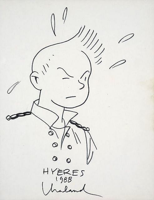 CHALAND Yves (1957-1990)
