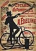 Charles TICHON  CYCLES AUTOMOBILES A. EDELINE, Charles Tichon, Click for value