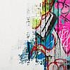 TILT Né en 1973 SANS TITRE - 2014 Acrylique et peinture aérosol sur toile,  TILT, Click for value