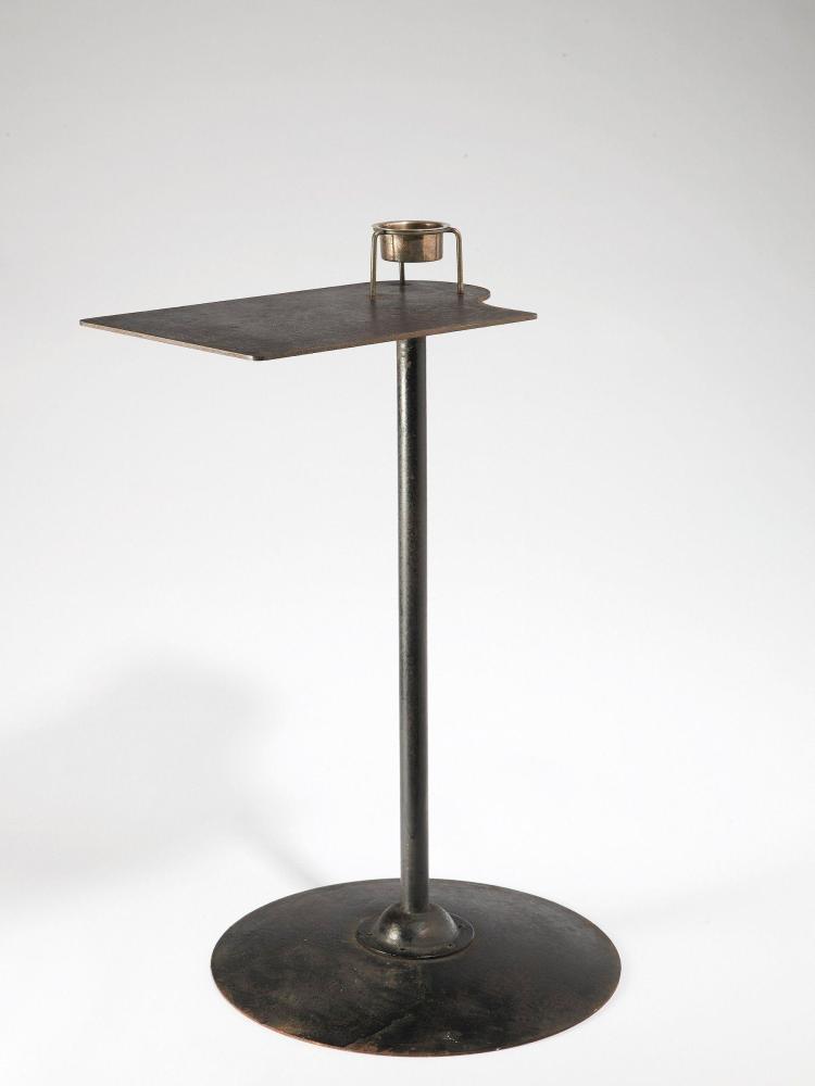pierre chareau 1883 1950 table de fumeur circa 1929. Black Bedroom Furniture Sets. Home Design Ideas