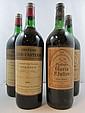 4 magnums 2 mags : CHÂTEAU BOYD CANTENAC 1970 3è GC Margaux (base goulot, étiquettes sales)