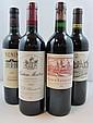 8 bouteilles 3 bts : CHÂTEAU DURFORT VIVENS 2009 2è GC Margaux (1 étiquette déchirée)