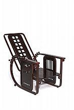 Josef HOFFMANN & Jacob & Joseph KOHN (éditeur)  Chaise longue