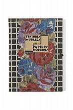 Henri CLOUZOT  Papiers peint et tentures modernes