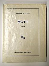 Samuel BECKETT  Watt