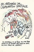 REISER 1941-1983 LES RETOMBÉES DE L'EXPLORATION SPATIALE