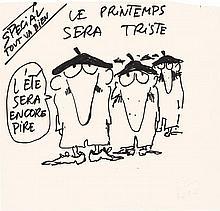 REISER 1941-1983 ON EST PASSÉ A COTÉ DU BONHEUR