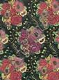 Raoul DUFY (Le Havre, 1877-Forcalquier,1953) BOUQUETS DE ROSES (ETUDE DE TISSUS) Gouache sur papier