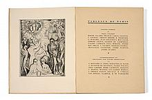 Kees VAN DONGEN, divers illustrateurs et divers auteurs  TABLEAUX DE PARIS