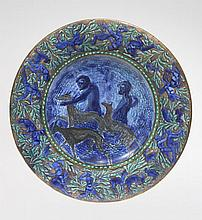 André METTHEY 1871 - 1920 GRAND PLAT