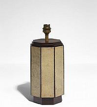 Maurice JALLOT (Attribué à) 1900 - 1967 PIED DE LAMPE - VERS 1927