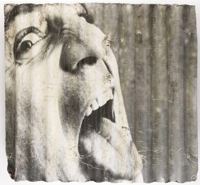 ¤ J.R. (Français - Né en 1984) 28 millimètres, Face 2 Face, Portrait of Mars, Guide, Palestinien - 2006 - 2007 Tirage photographique e.
