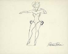 TEX AVERY Frederick Bean Avery dit (1908-1980) – BLAIR Preston (1918-1994)