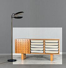 Charlotte PERRIAND (1903 - 1999) Buffet dit