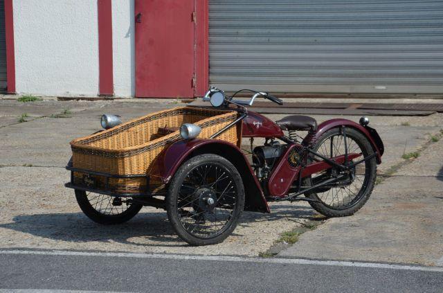 1939 Peugeot Triporteur M2 No reserve