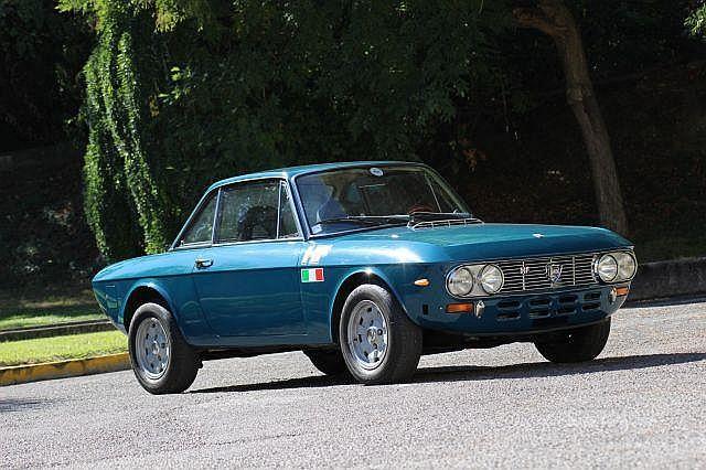 1971 Lancia Fulvia 1600 HF  No reserve
