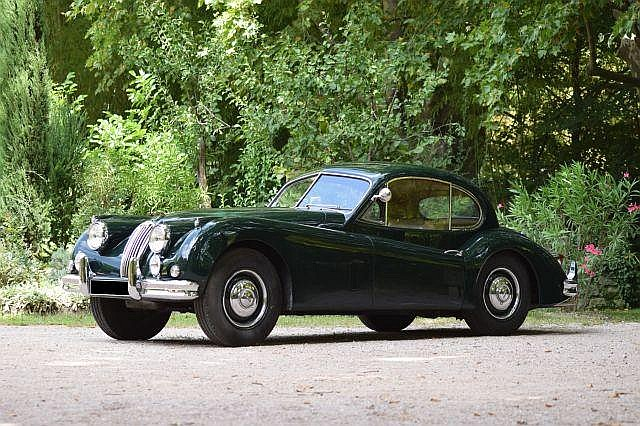 1955 Jaguar XK140 Coupé No reserve