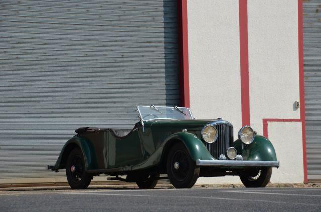 1935 Bentley 3,5 L
