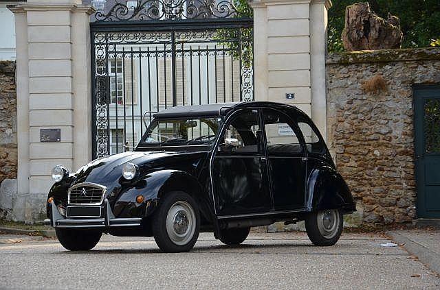 1990 Citroën 2 CV Charleston  No reserve