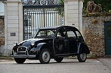 1990 Citroën 2 CV Charleston  No reserve