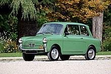 1965 Autobianchi Bianchina Lutèce  No reserve