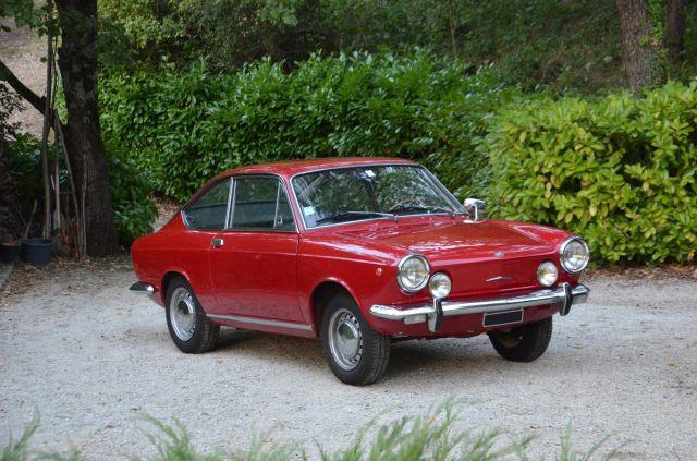 1970 Fiat 850 Sport  No reserve