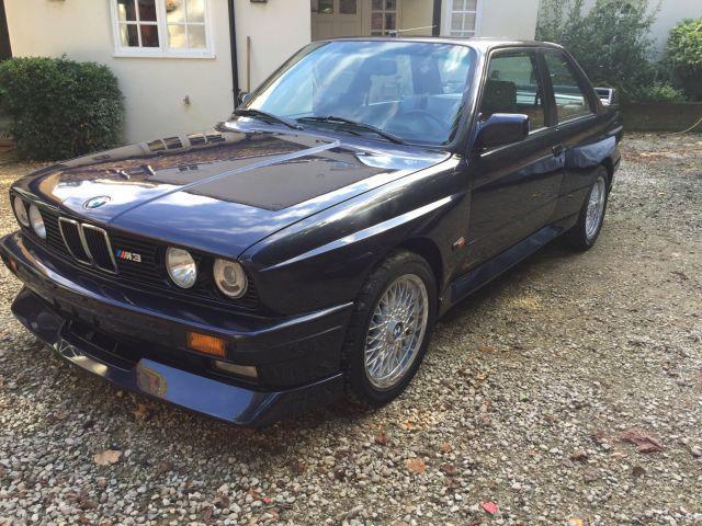 1988 BMW M3 E30 Europameister