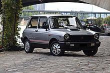 1984 Autobianchi / Lancia A112 Abarth série 7  No reserve